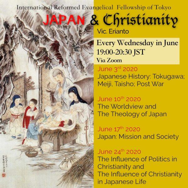 Seminar Online: Jepang dan Kekristenan